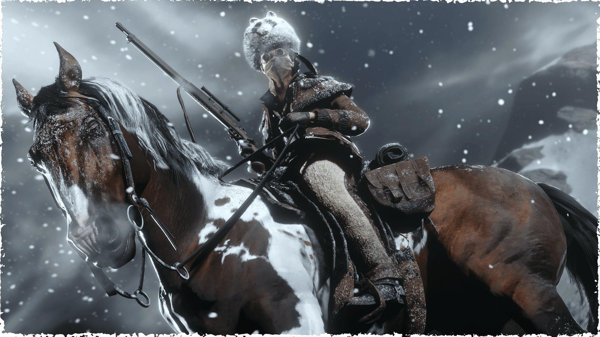 《荒野大镖客OL》三种传说公羊现已在Xbox/PC/Stadia推出