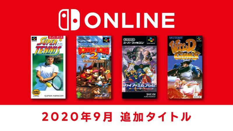 任天堂Switch在线9月免费游戏公开 经典《火焰纹章》登场