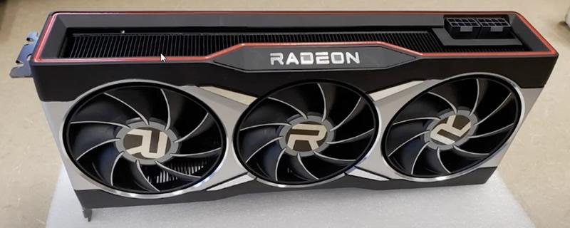 "AMD RX6900显卡实拍照曝光:双""煤气灶""版本也来了"