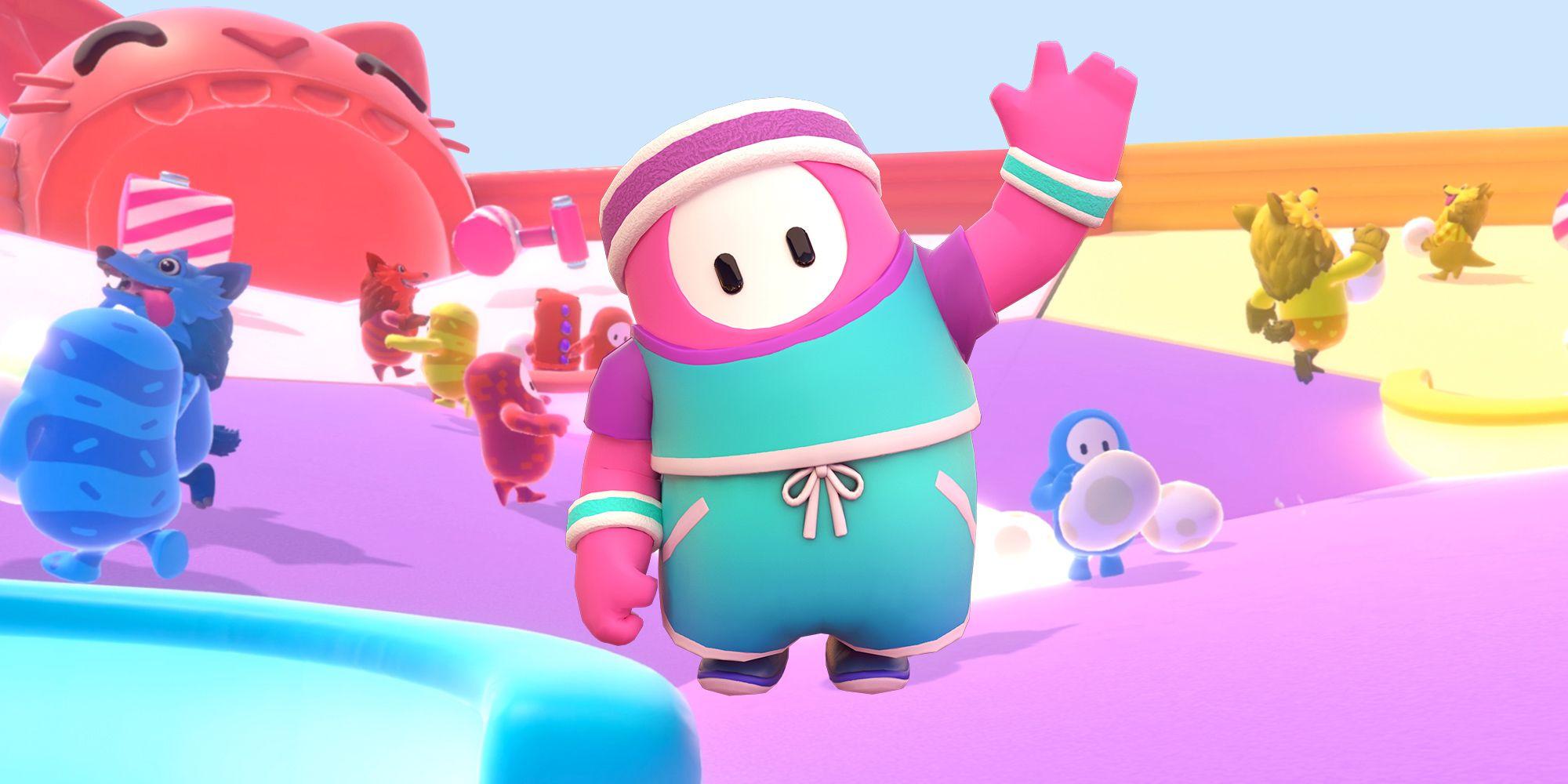 百余款游戏积累  《糖豆人:终极淘汰赛》不是一蹴而就!