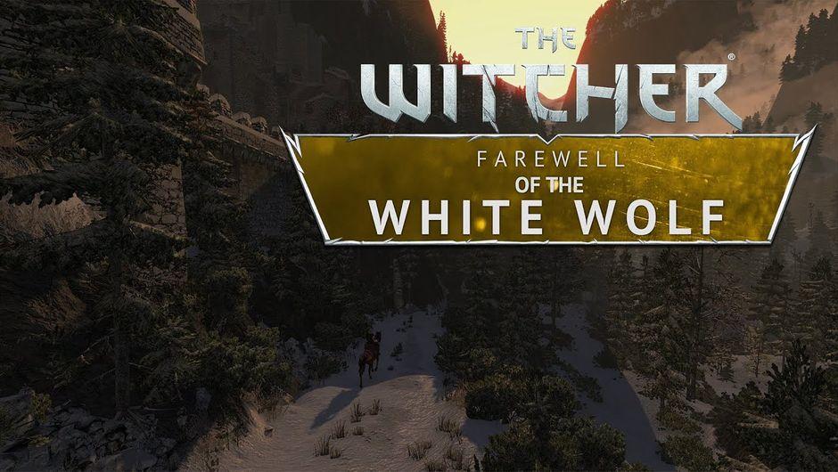 """《巫师2》Mod""""白狼的告别""""10月推出 补全系列剧情"""