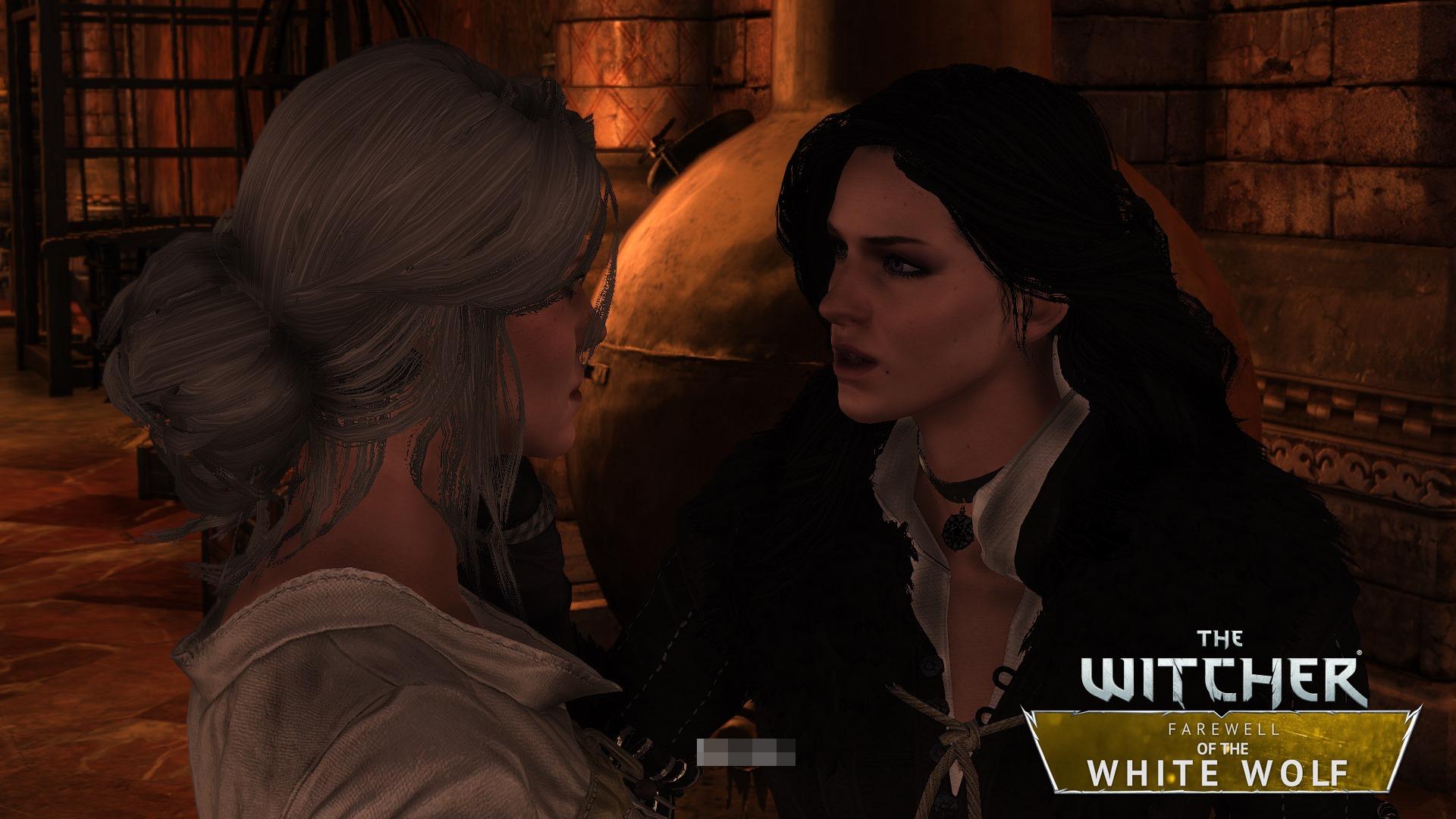 《巫师2》Mod