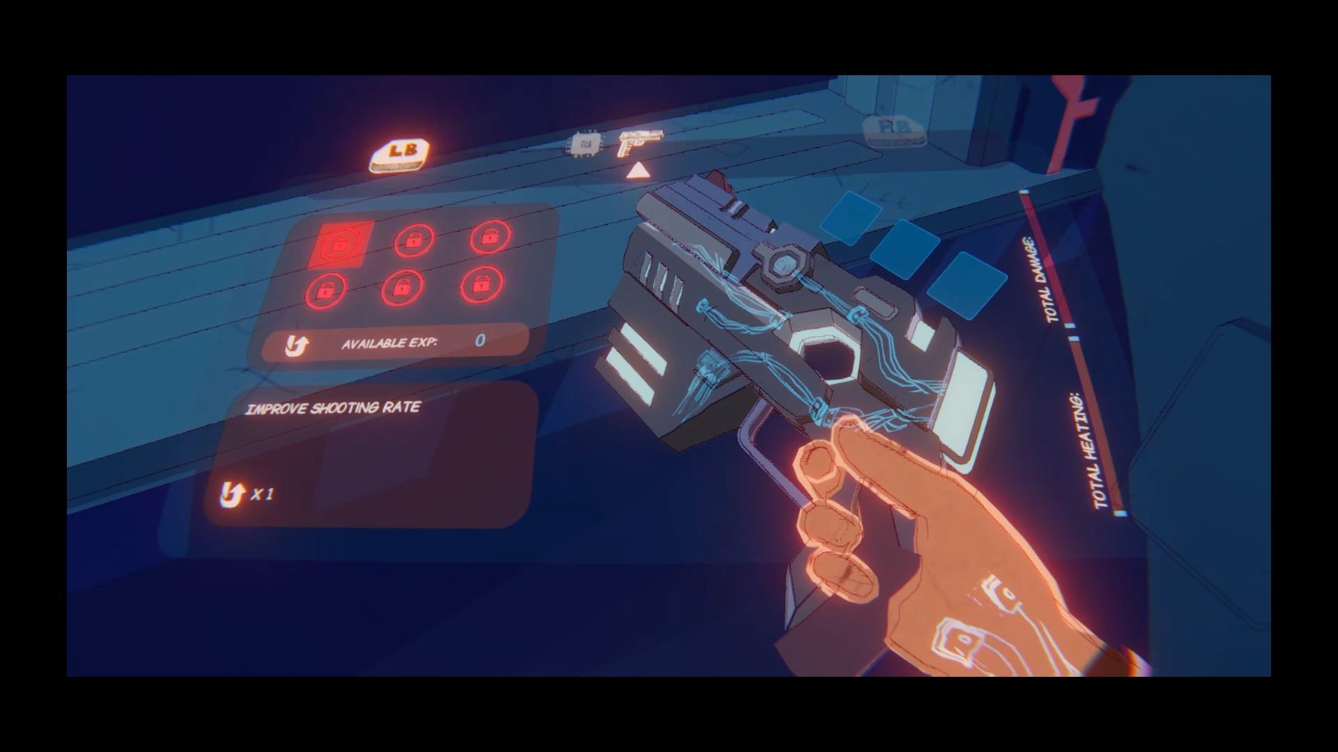 漫画赛博朋克射击游戏《止赎》开发人员试玩演示