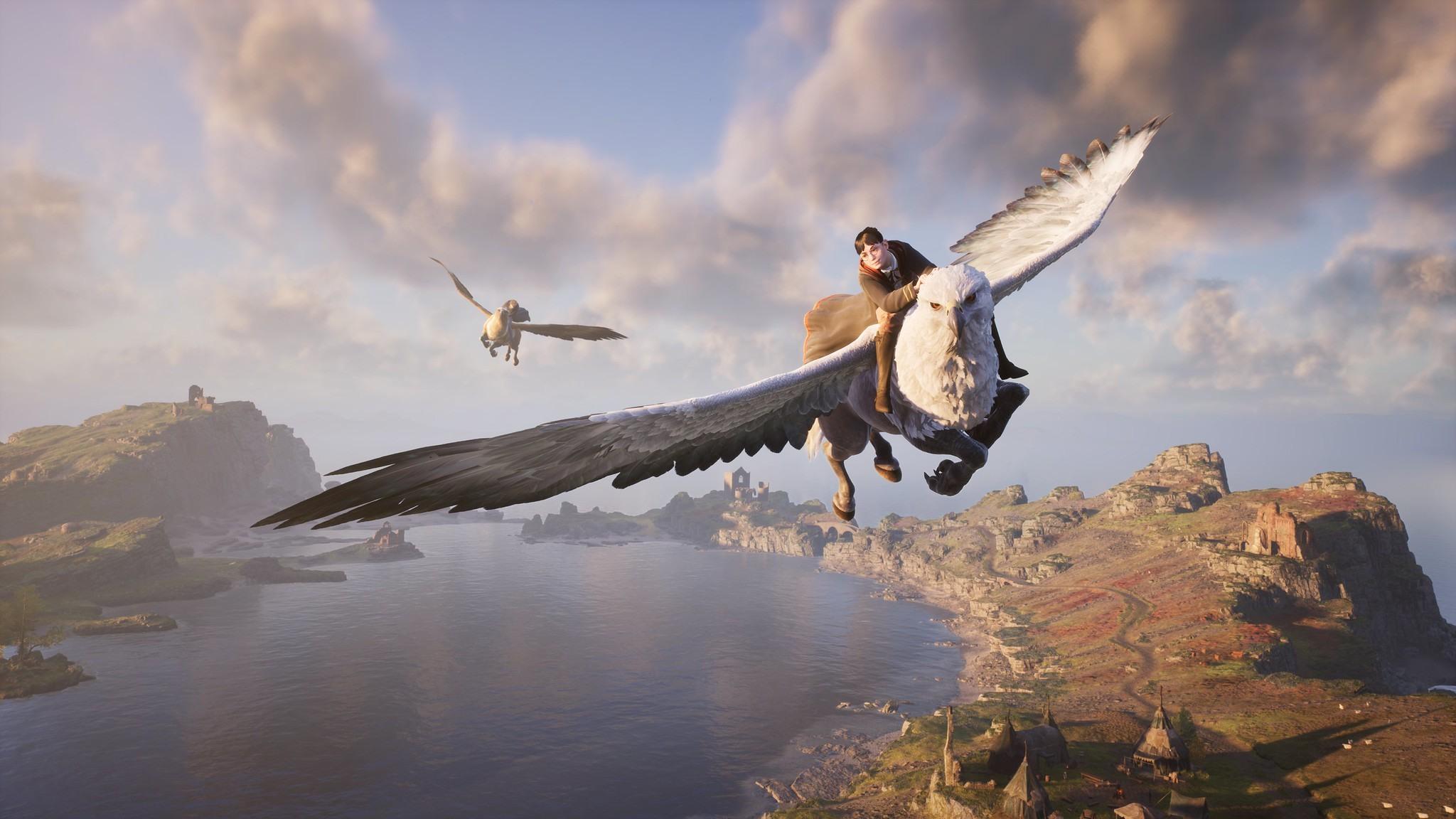 《霍格沃兹:遗产》首批截图和细节 还将登陆PC和Xbox