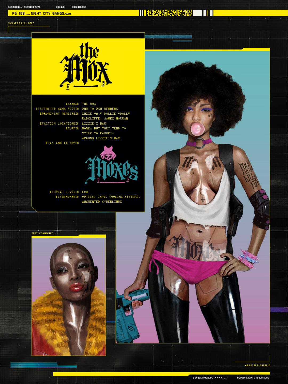 《赛博朋克2077》莫克斯帮新截图 站街女身体被改造