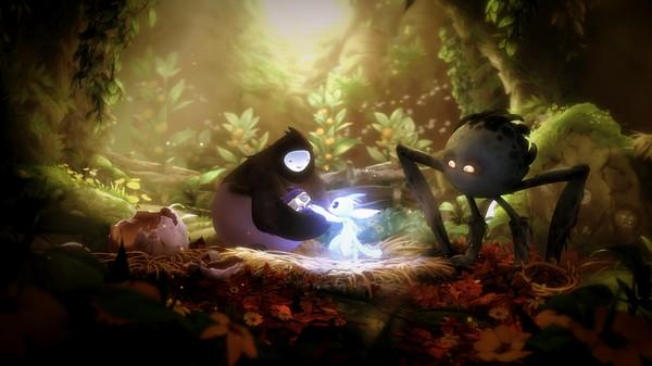 《奥日与萤火意志》新史低价67元 Steam好评如潮