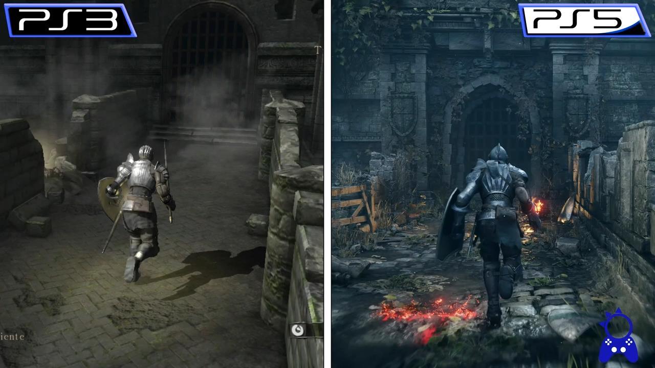 《恶魔之魂:重制版》新演示与原版对比 画面大进化