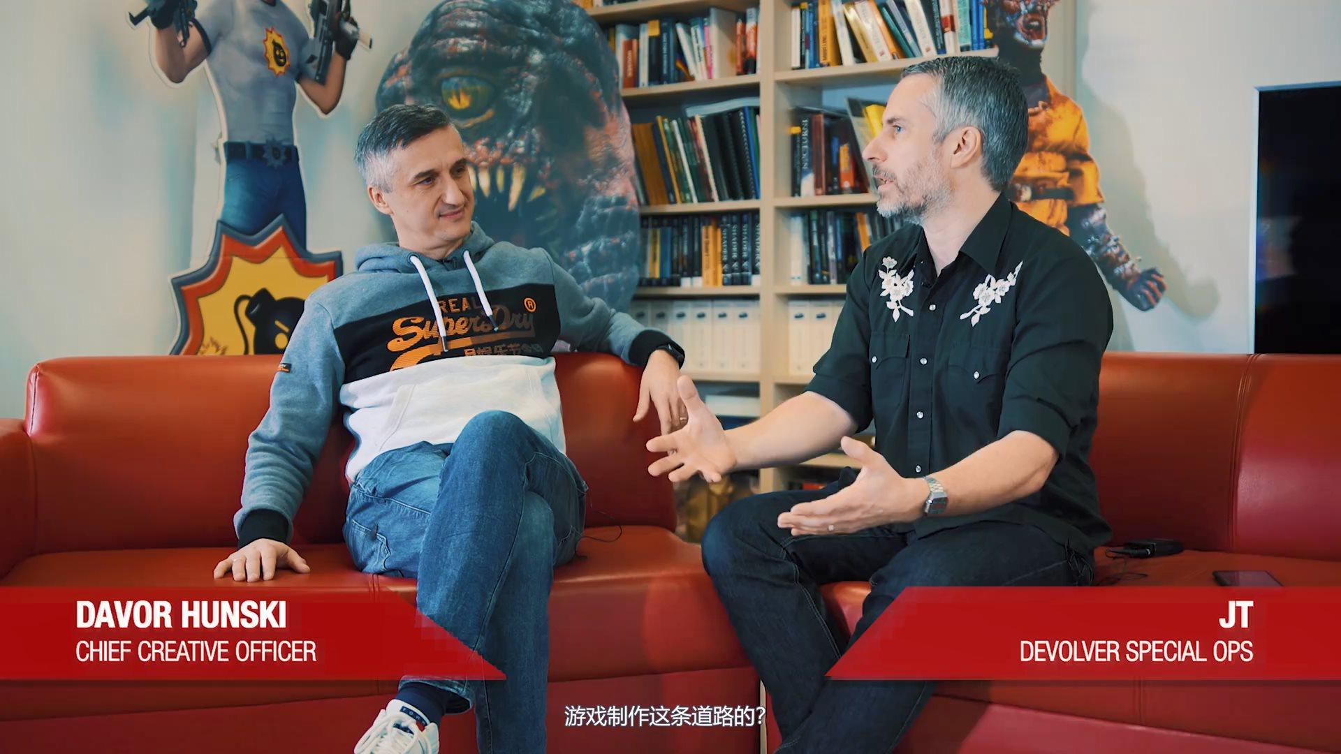 游戏主创接受采访 讲述《英雄萨姆》系列诞生历程