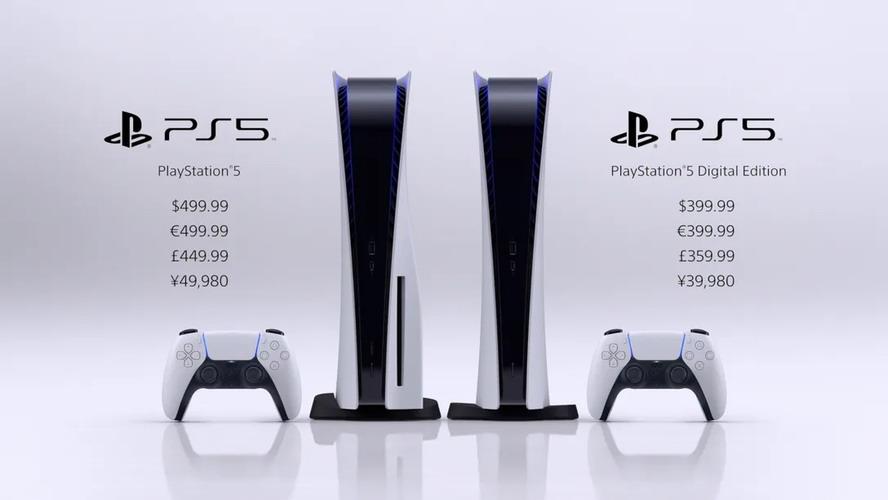 索尼信心满满:PS5发售时的备货量会超过PS4