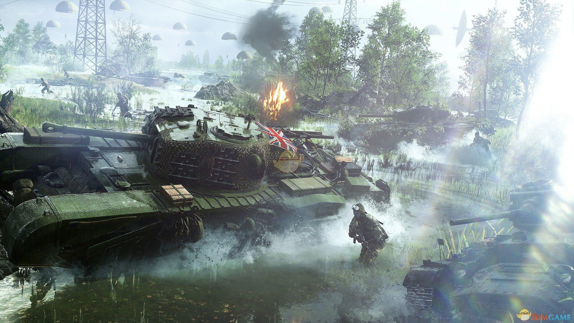 《战地5》坦克修复小技巧分享