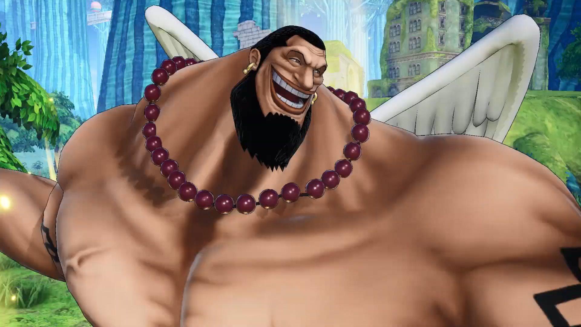 《海贼无双4》乌尔基演示视频 极恶世代角色包9月24日推出