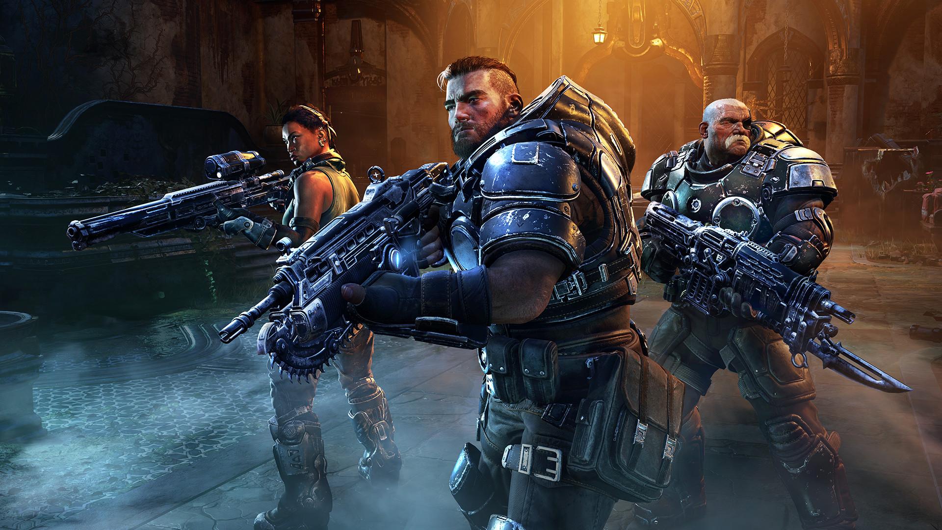 《战争机器:战术小队》XSX版宣传片 主机版11月10日发售