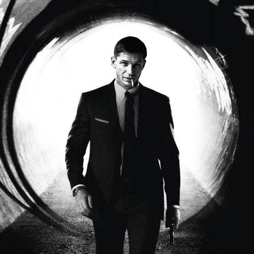 传言:汤姆·哈迪将会是最新一任007