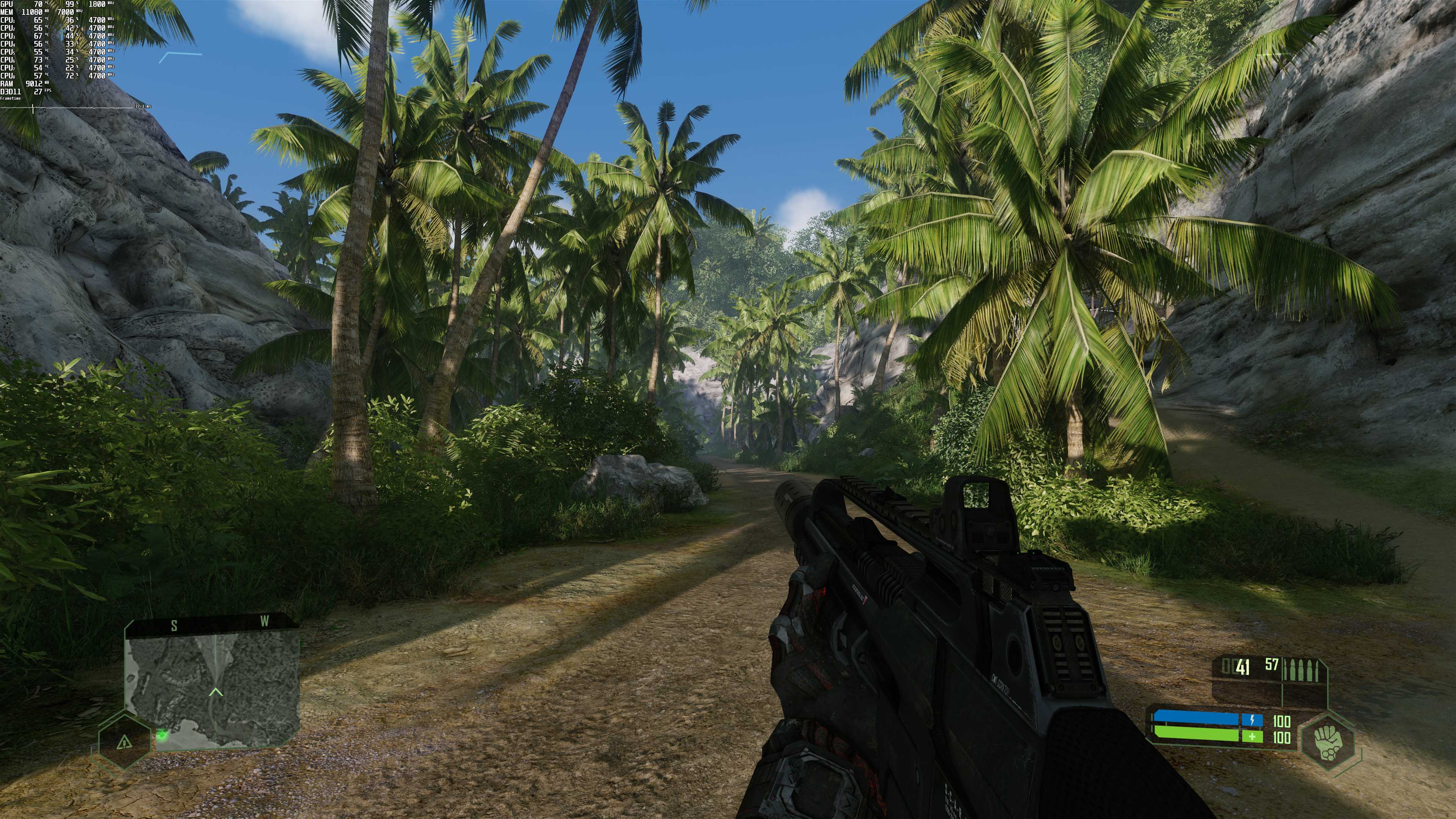 《孤岛危机:重制版》并非基于PC原版重制 控制最差