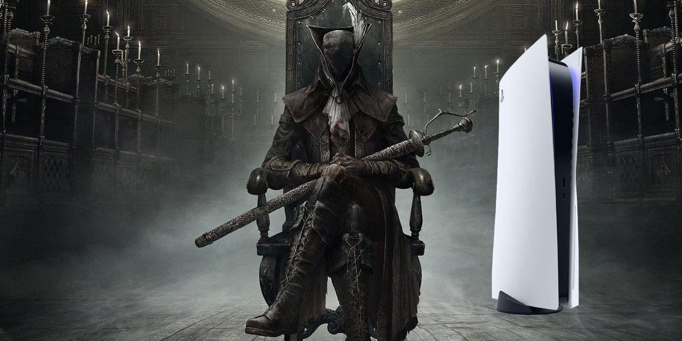 法国零售商疑似泄露了《血源》PS5复刻版