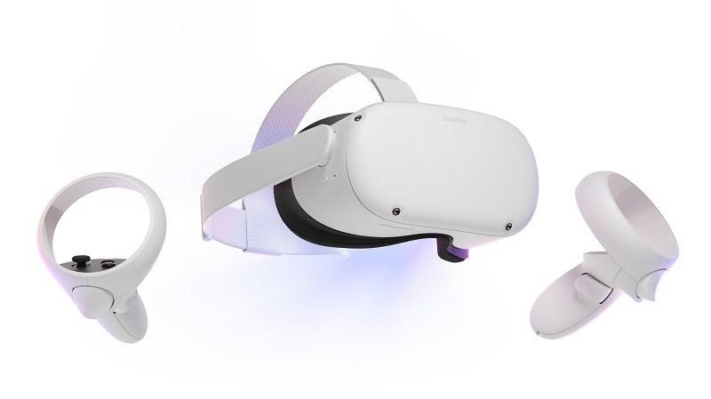 Facebook公布次世代VR设备Oculus Quest 2