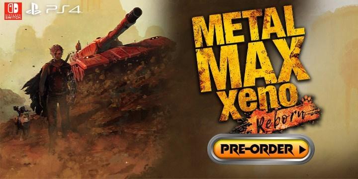 《重装机兵Xeno:重生》NS版出现不能存储问题 官方