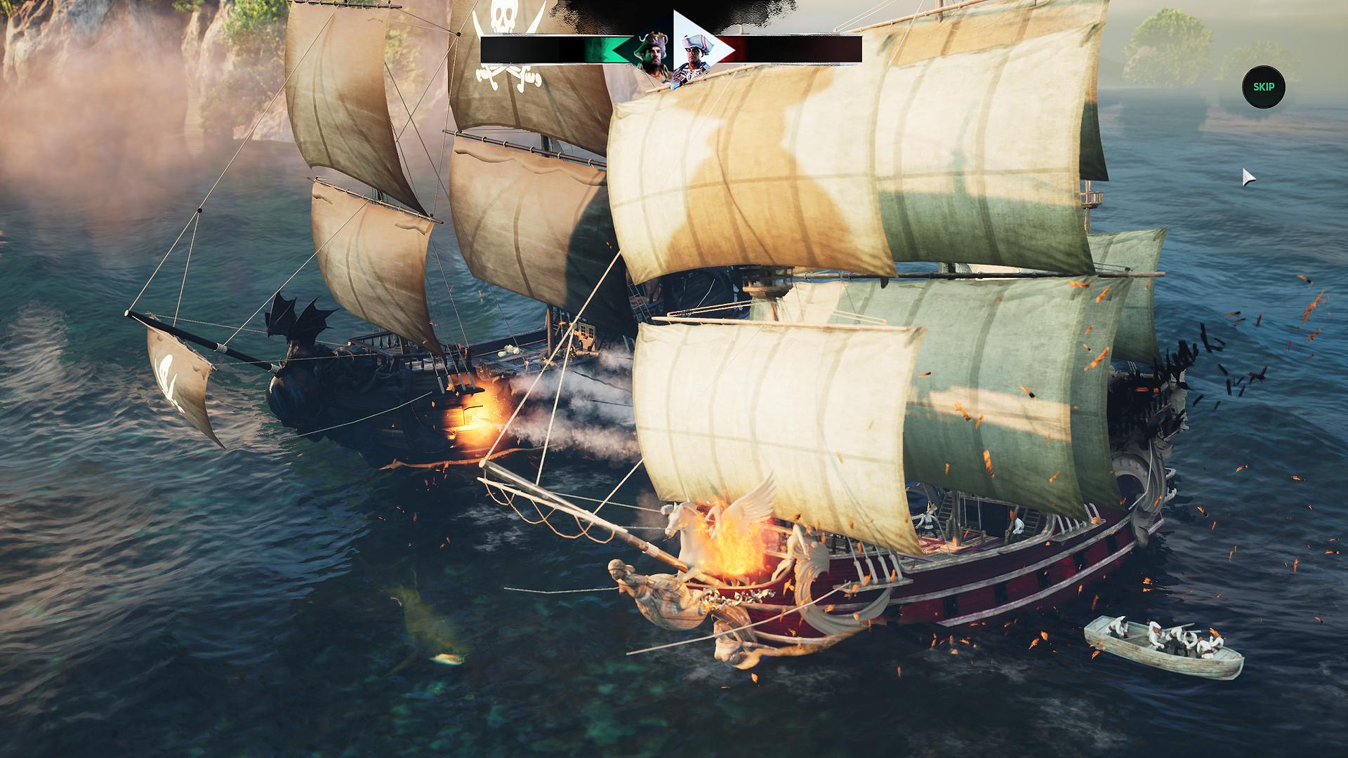 《海盗指挥官》上架Steam 支持简体中文