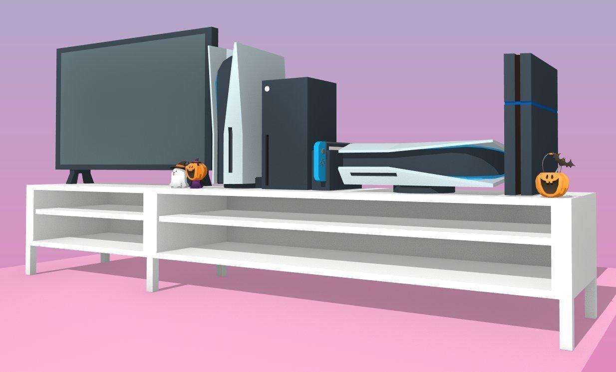 """PS5绝对是""""大""""升级:比电脑主机还大 来感受下"""