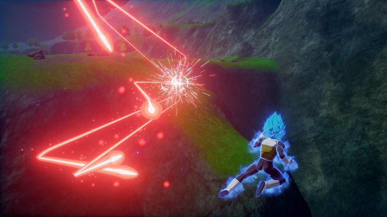 黄金弗利沙回归 《龙珠Z:卡卡罗特》DLC新截图曝光