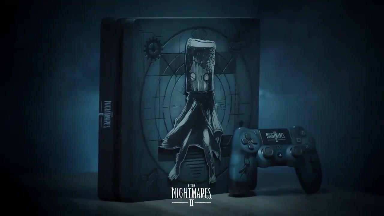 《小小梦魇2》主题限定PS4主机视频展示