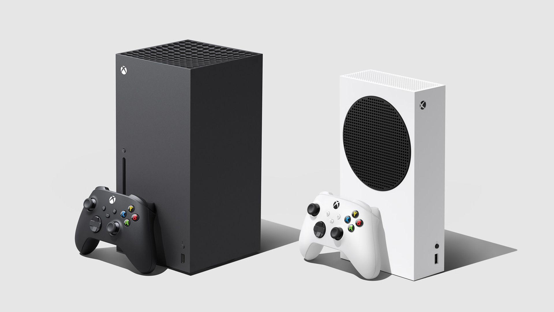 Xbox总监:XSS定位大众市场 XSX目标为核心玩家
