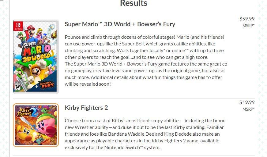 《卡比斗士2》疑似曝光:登陆Switch 发售日未知