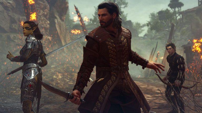 假期玩不到了!《博德之门3》EA版推迟至10月6日 为完善游戏体验