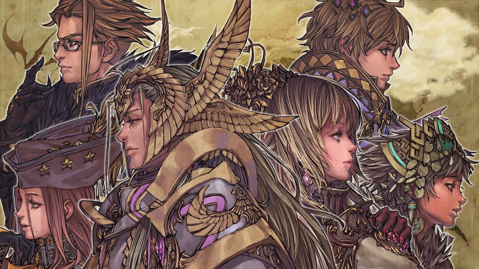 回合制战棋《幻想大陆战记:卢纳基亚传说》12月10日登陆PS4