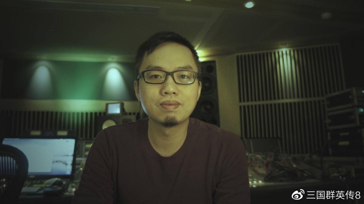 《三国群英传8》开发者日记第三期 专属于三国的狂野音乐