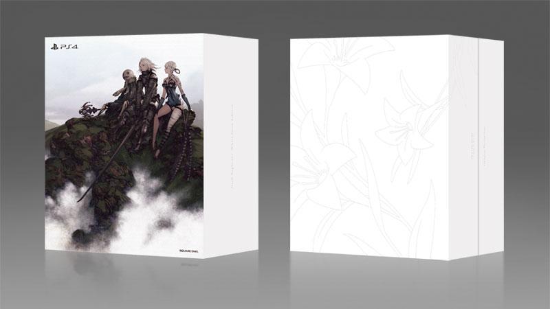 《尼尔:伪装者》升级版PS4限定版公开 定价1282元