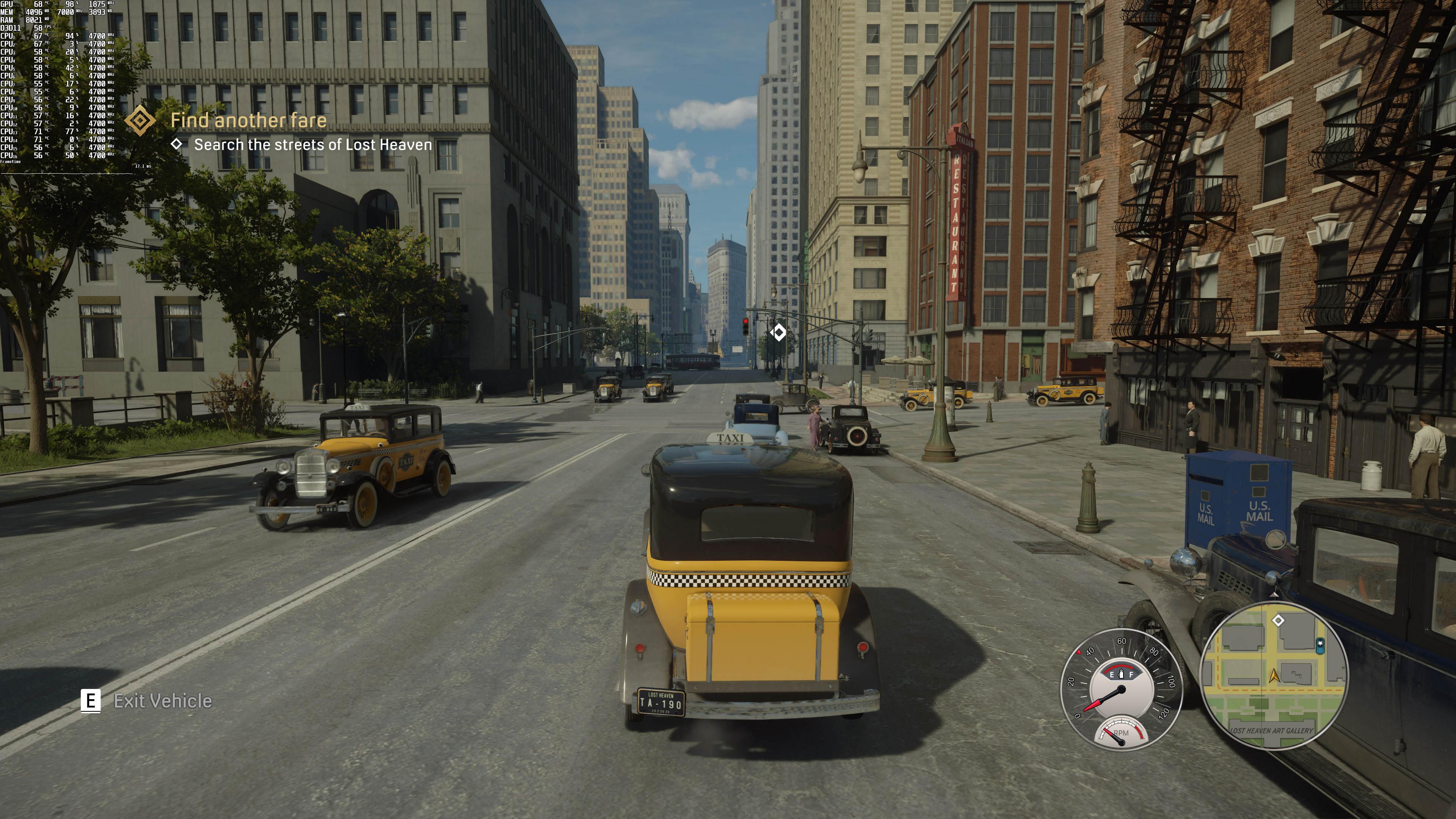 《四海兄弟:最终版》Steam特别好评 PC 4K/最高画质截图