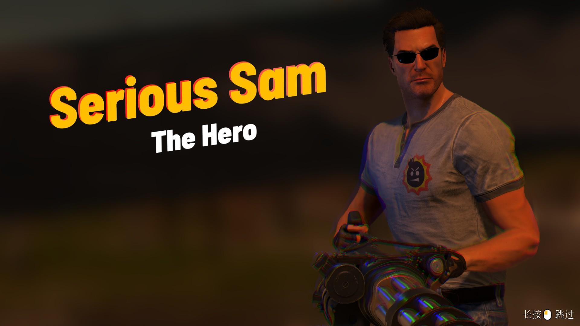 《英雄萨姆4》评测:爽感不会过时,但玩法会