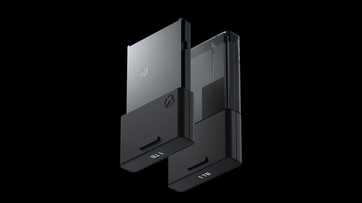XSX扩展储存卡性能等于内置SSD 可支持热插拔