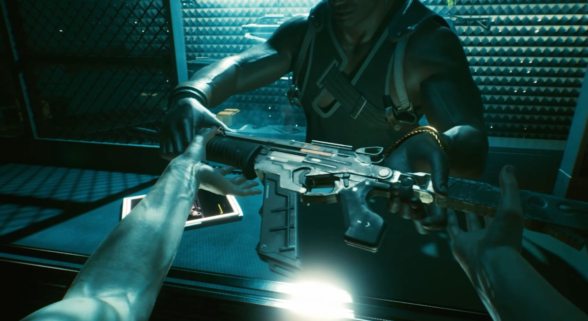 TGS 2020:《赛博朋克2077》公布两段新预告