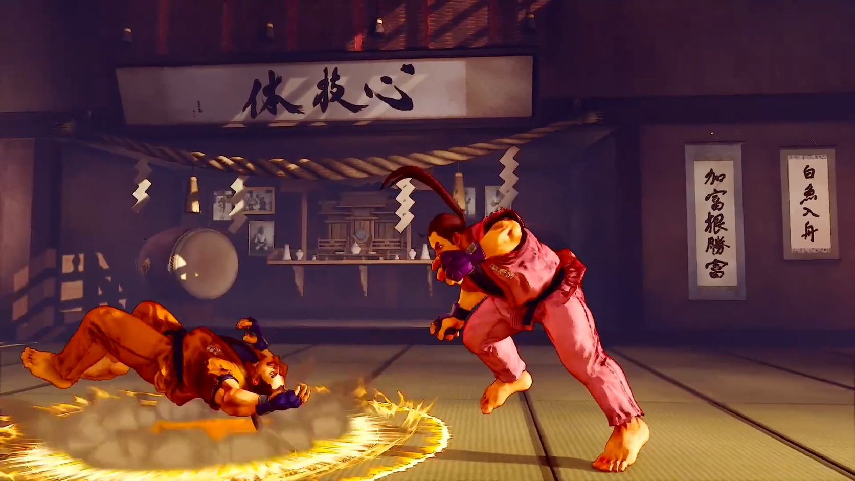 "TGS 2020:《街头霸王5:冠军版》DLC角色""丹""实机演示"