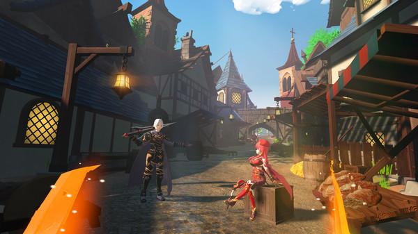 VR游戏《剑之梦语》2021年春季登陆Steam 支持中文