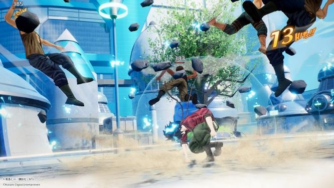 科乐美公开两款《伊甸星原》漫改游戏 动画明年4月开播