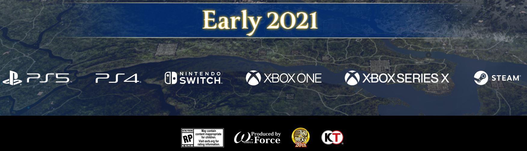 分地区发售?《真三国无双8:帝国》中文版疑似不登陆Xbox平台