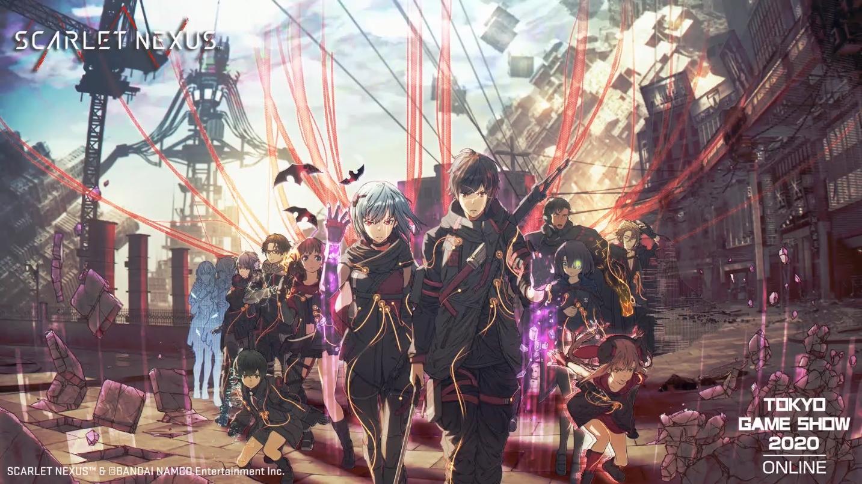 超脑力ARPG《绯红结系》宣传片及实机演示公开