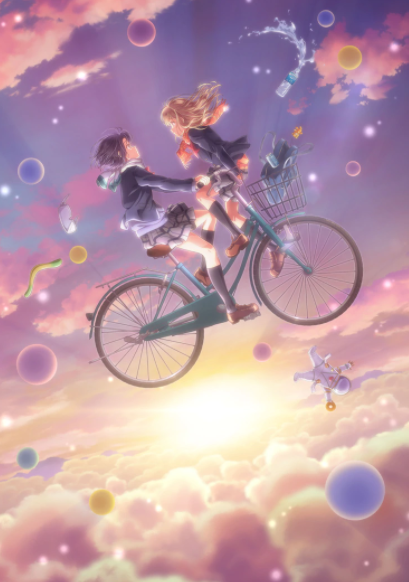 轻改TV动画《安达与岛村》角色PV公布 2020年10月放