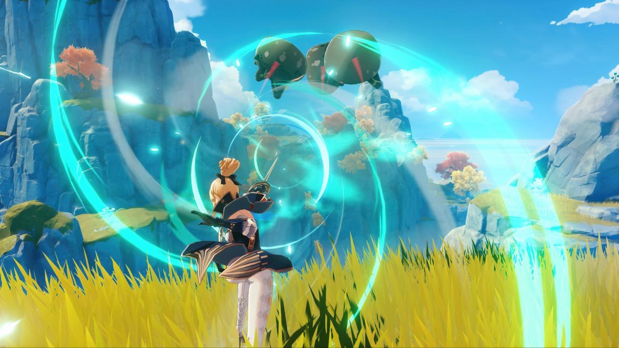 跨越尘世的探索之旅,HAO好游戏助力《原神》全平台公测