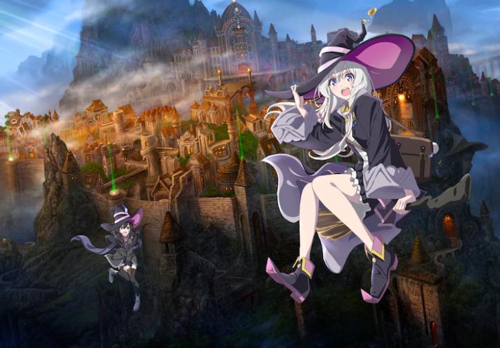 TV动画《魔女之旅》首话预告公开 10.2日正式开播
