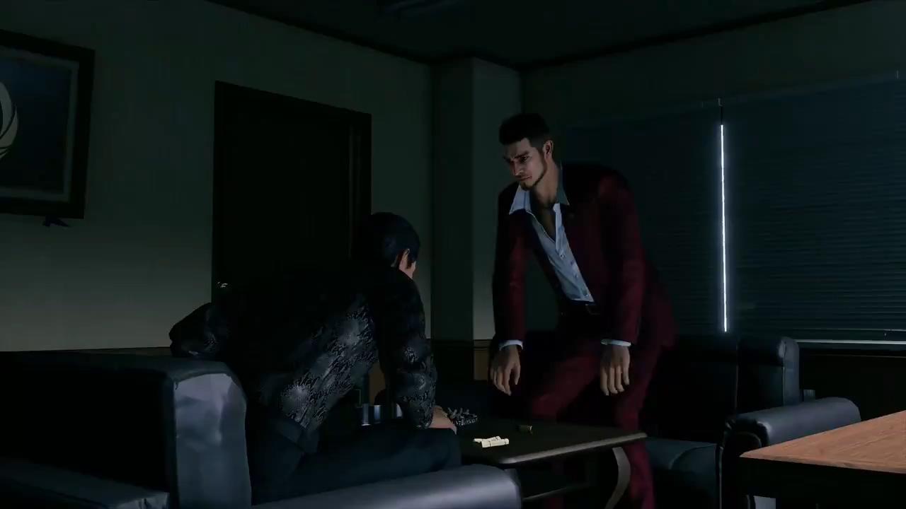 《如龙7》PS5版2021年3月发售 PS5版首曝片段