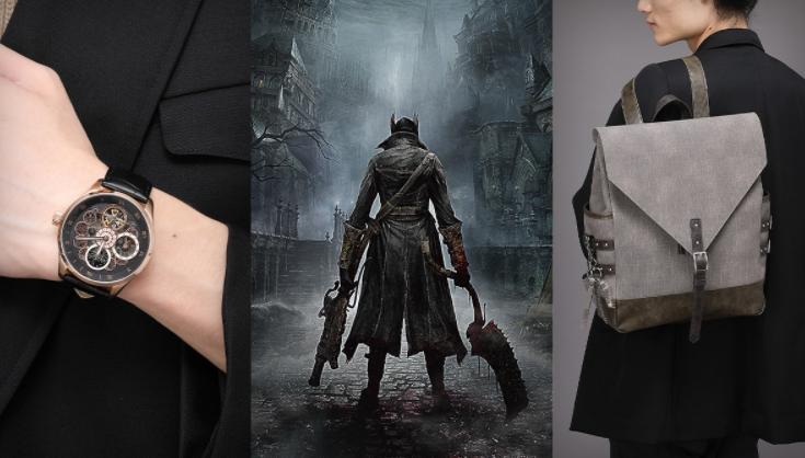 《血源诅咒》主题精致腕表公开 时钟塔造型细节惊人