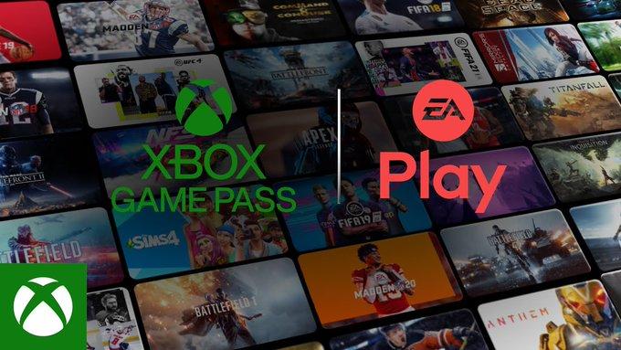 EA Play将于11月10日登陆XGP Ultimate