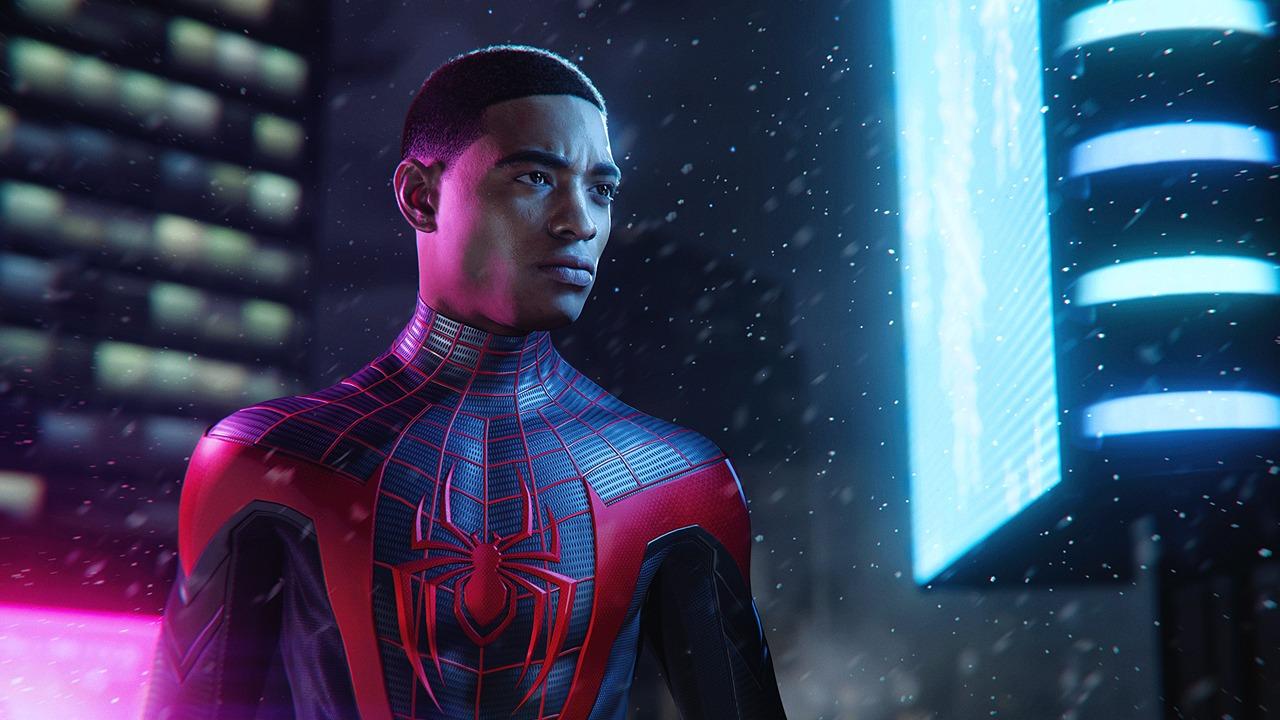 游戏新消息:蜘蛛侠4K电影收藏系列将随PS5一起推出