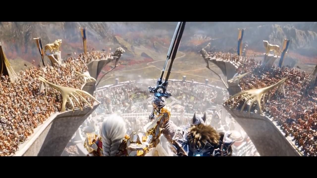 游戏新消息:众神陨落剧情预告讲述游戏故事起源