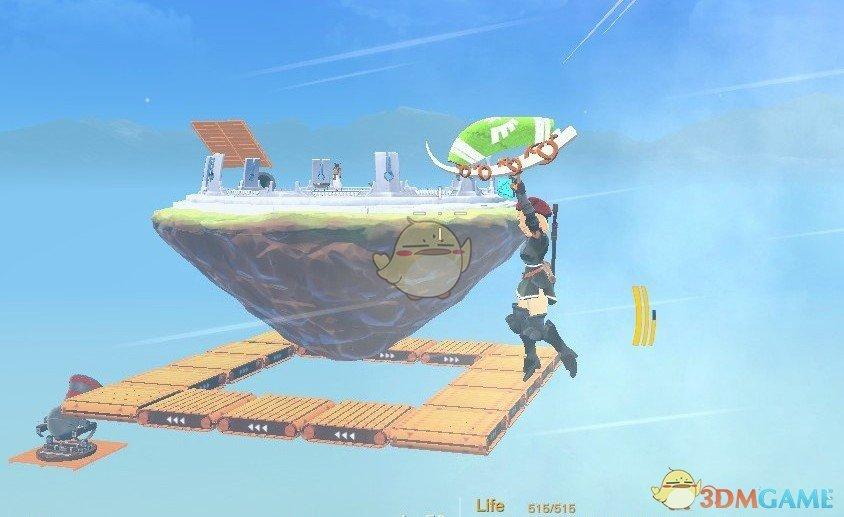 《创世理想乡》自由滑翔机MOD