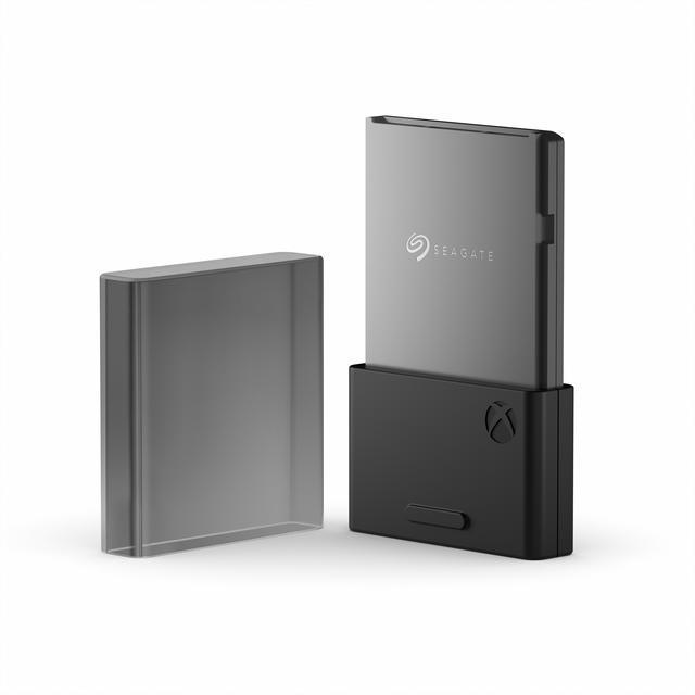 国行希捷Xbox Series X|S专用存储扩展卡售价1699元 10月底上市